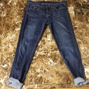 Banana Republic Denim Skinny Jean's